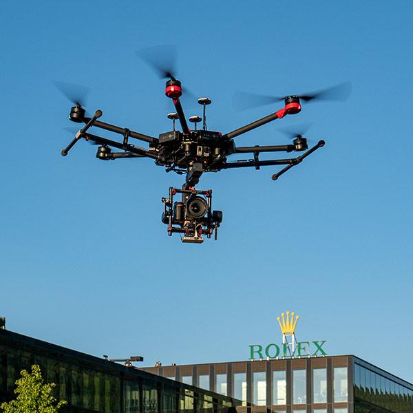 Drohne der Superlative
